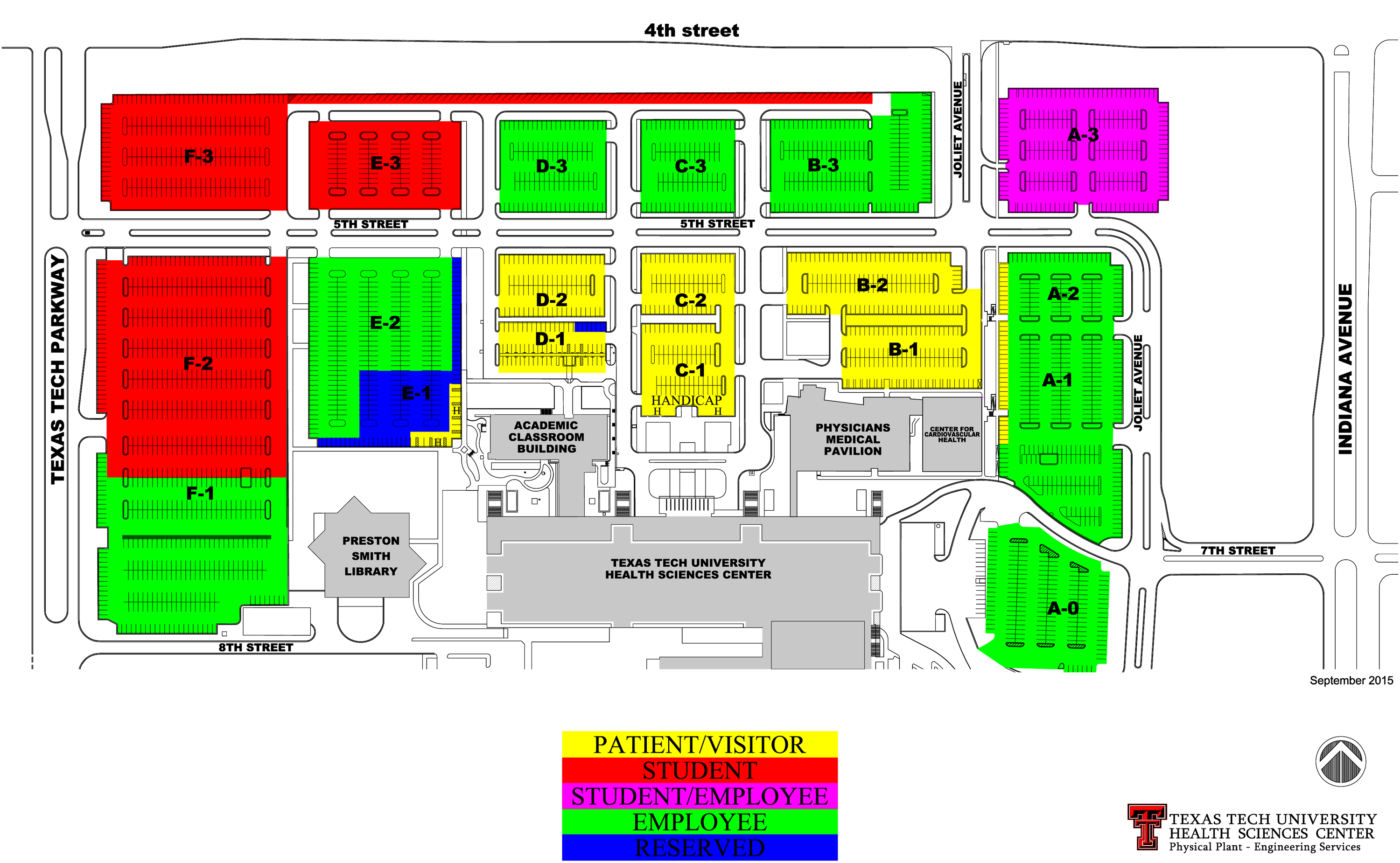 an analysis of the parking system on texas tech campus Faculty directory information for the odessa campus of texas tech university health sciences center  traffic & parking programs  texas tech university system .